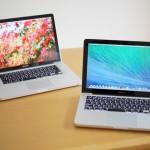旅の相棒 Mac Book Pro
