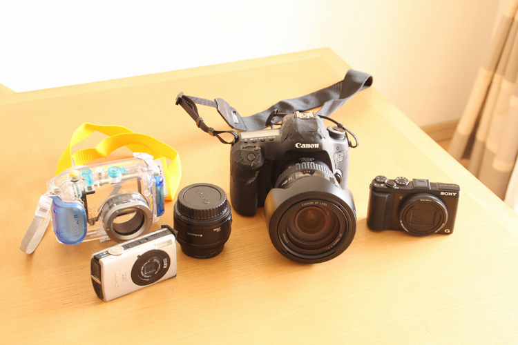 世界一周カメラ