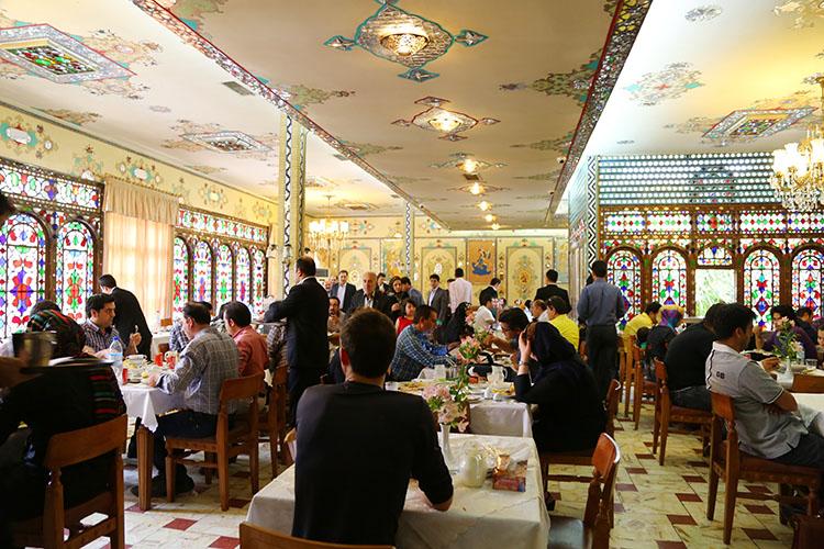 Shahrzadレストラン