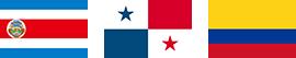 中米 南米 国旗