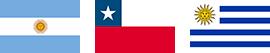 南アメリカ 国旗 01