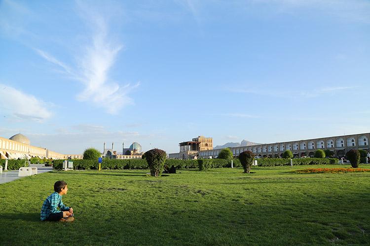 エマーム広場