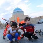 砂漠都市ヤズドで束の間の休息