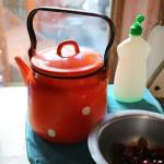 リダの家で自炊な毎日