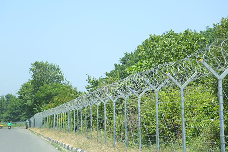 アゼルバイジャンとの国境