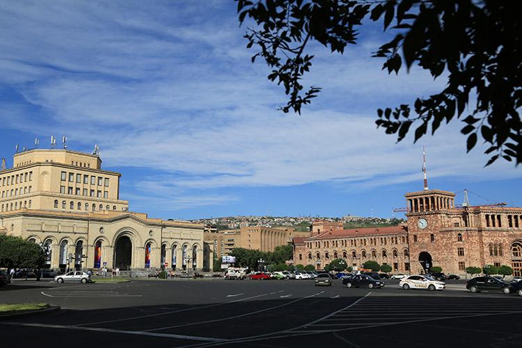 共和国広場