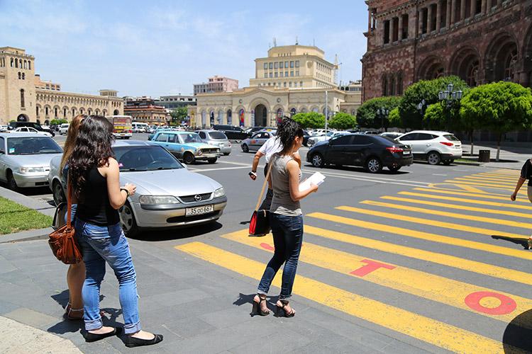 アルメニア美女