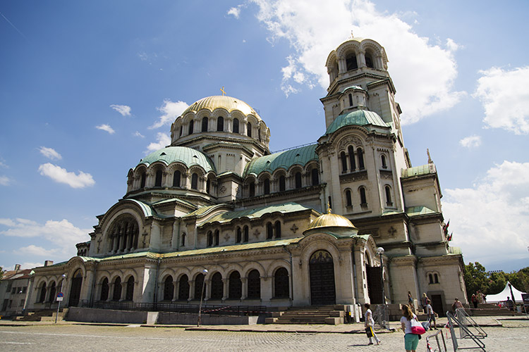 アレクサンダーネフスキー寺院