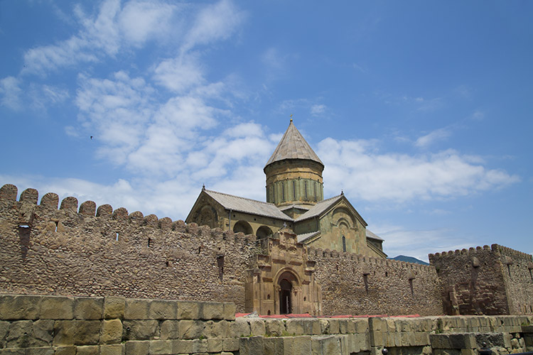 スヴェティ・ツホヴェリ教会