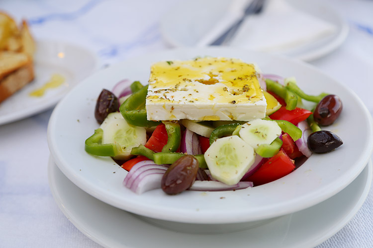 グリースサラダ
