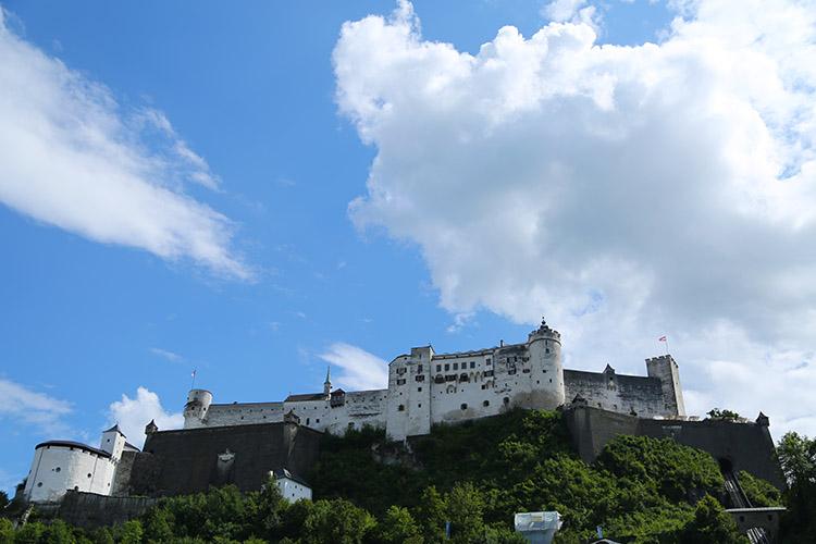 ホーエンザルツブルク要塞