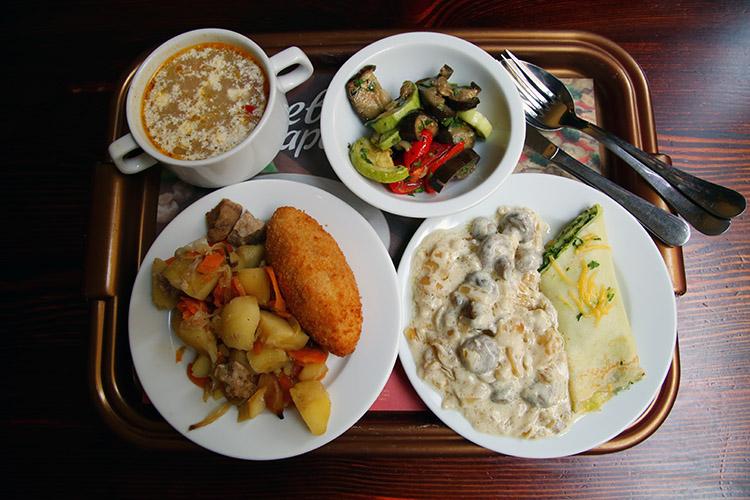 キエフ レストラン