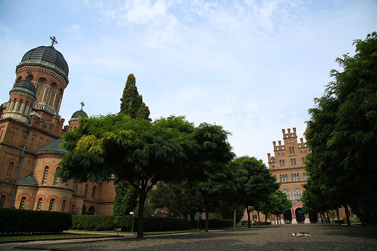 チェルニウツィ大学
