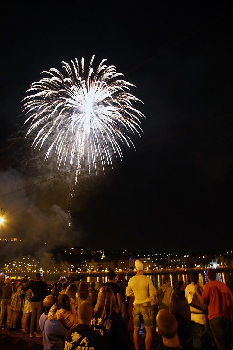 ハンガリーの建国記念日