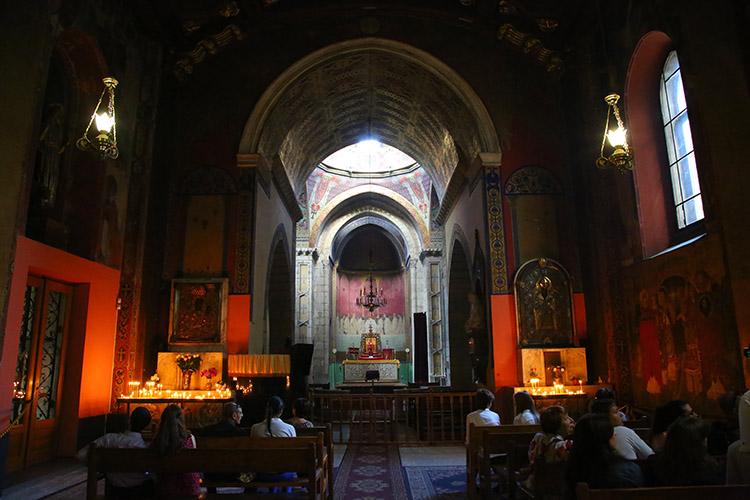 リヴィウのアルメニア教会