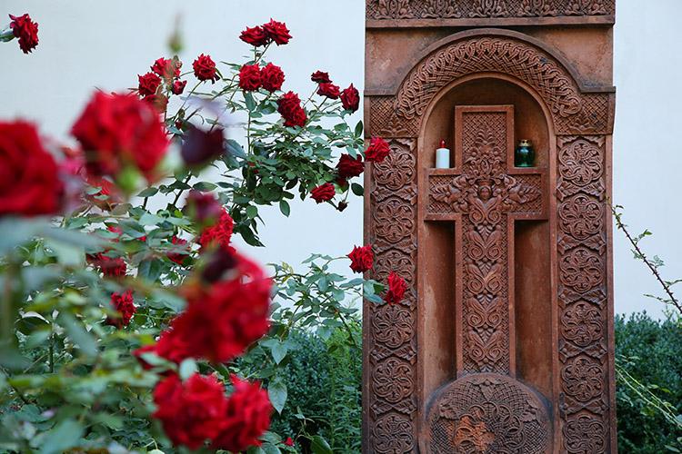 ウクライナ アルメニア教会