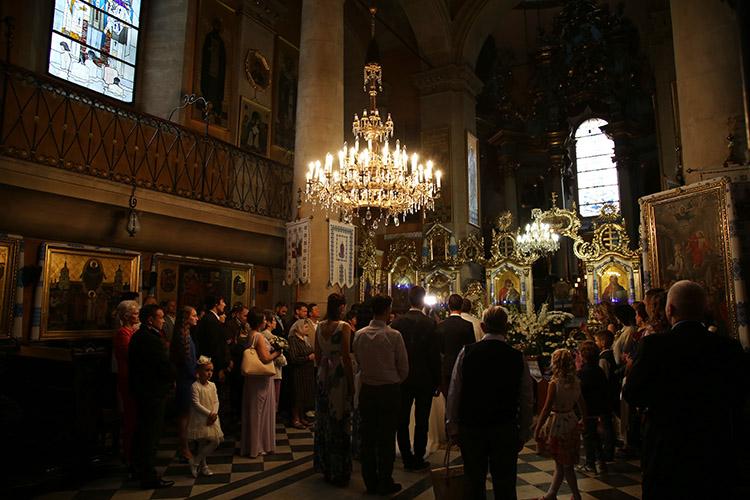 ウクライナ 結婚式