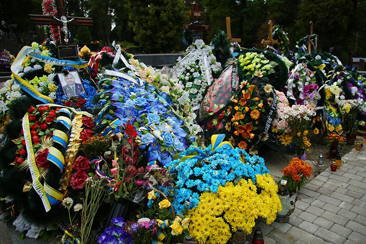 リチャキフ墓地