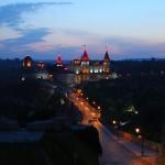 ウクライナの片隅で、ひっそりと静かに佇む町