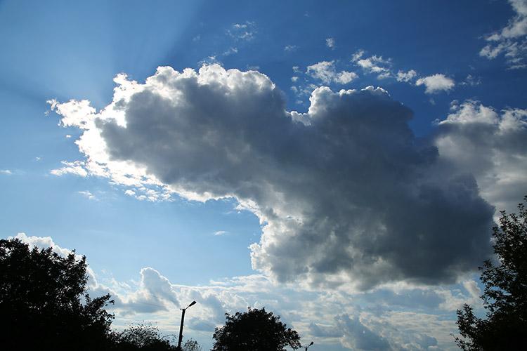 クレバンの雲