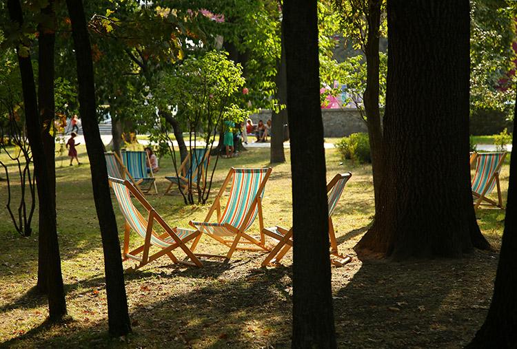 キエフ 公園