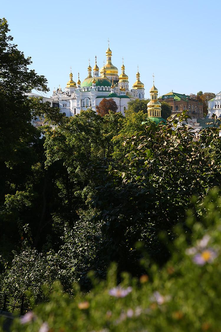 キエフ ペチェールスカ大修道院