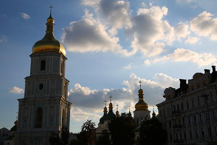 キエフ ソフィア大聖堂