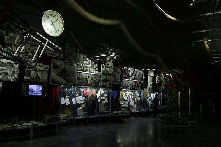 チェルノブイリ原発事故の博物館