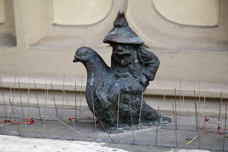 小人の街 ヴロツアフ