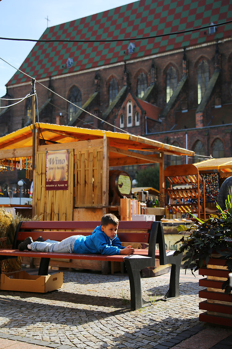 ヴロツアフ 旧市街