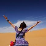 砂漠に恋して