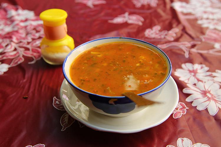 モロッコ スープハリラー