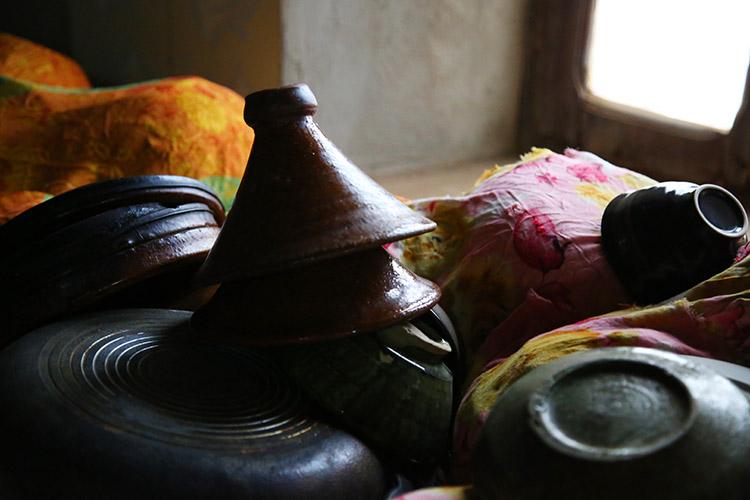 モロッコ タジン鍋