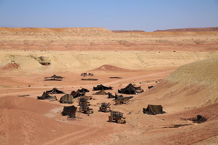 モロッコ 映画 撮影