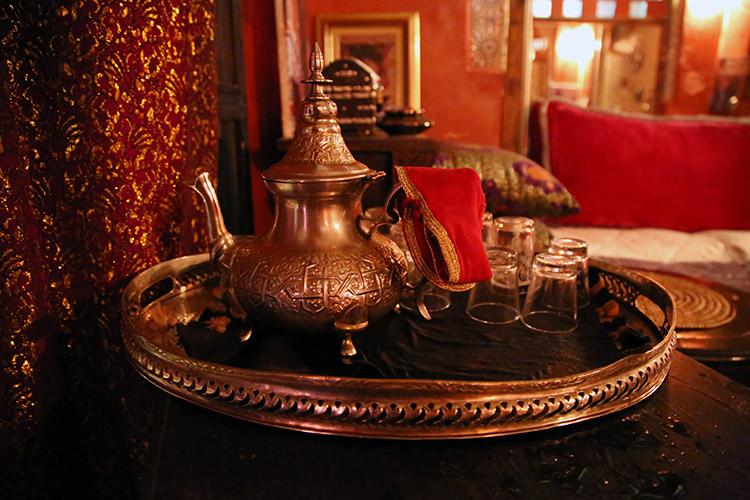 モロッコ ハマム