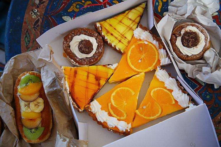 エッサウィラ ケーキ