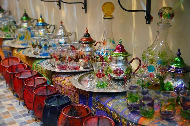 モロッコ雑貨店