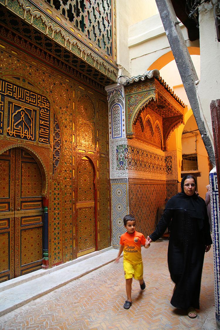 フェズ モスク