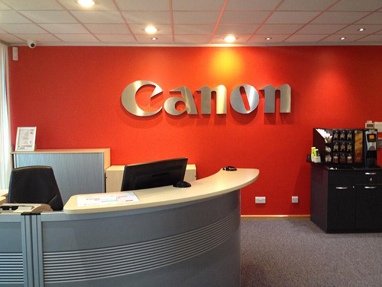 CANON ロンドン RCC