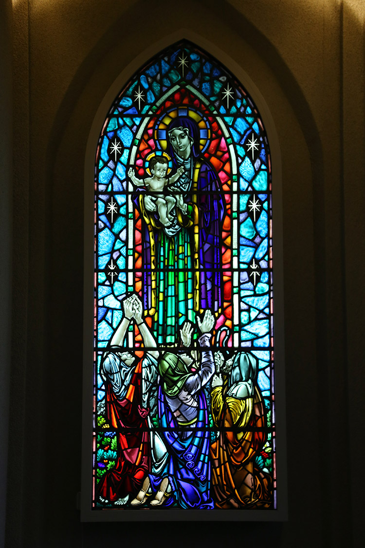 アイスランド 教会