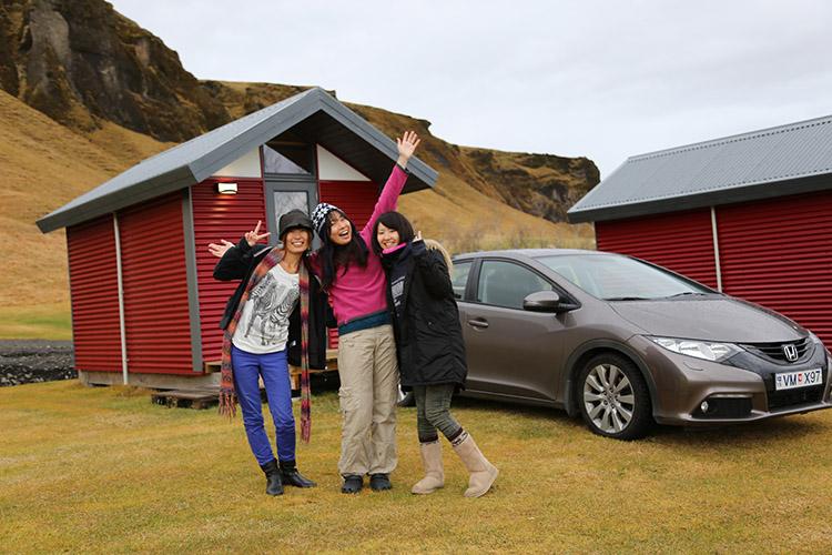 アイスランド ロッジ