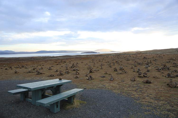 アイスランド 湖
