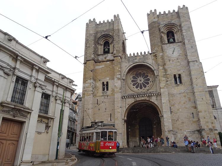 ポルトガル リスボン 路面電車