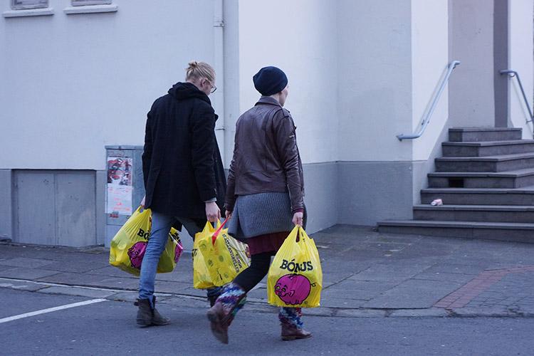 アイスランド スーパーマーケット BONUS