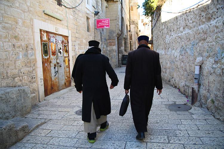 イスラエル エルサレム キリスト教