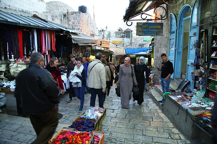エルサレム 旧市街