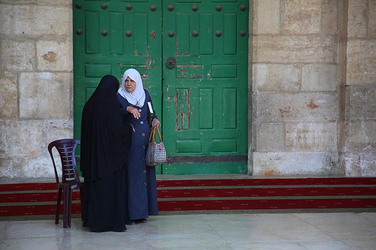 エルサレム ムスリム地区