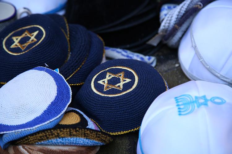 ユダヤ教 キッパ