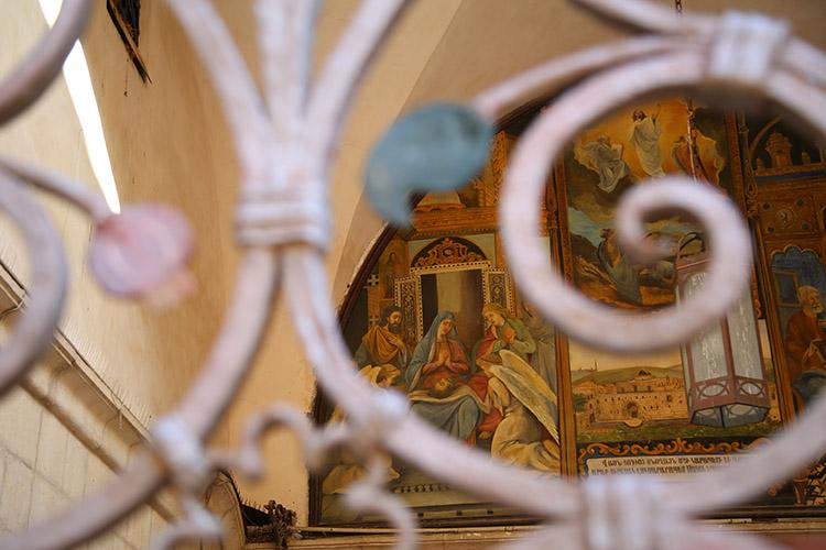 エルサレム 聖ヤコブ大聖堂