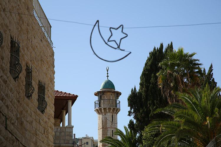 エルサレム モスク